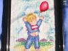 Мальчик и шарик