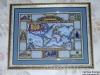 Карта семи чудес света