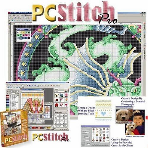 PCStitch Pro 9