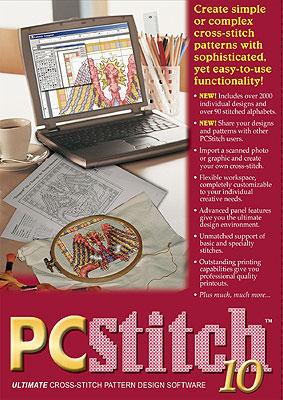 PCStitch Pro 10