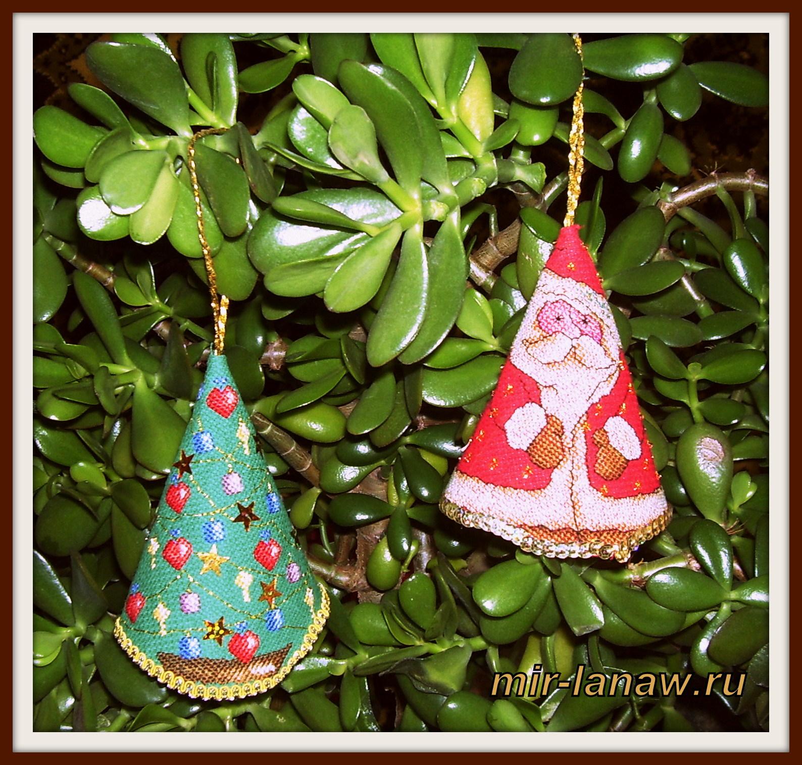 вышивка крестом схемы рождество новый год новогодние игрушки