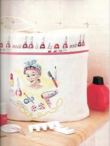 косметичка для ванной