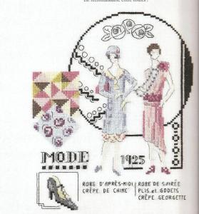 мода 20-х